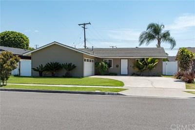 Huntington Beach Single Family Home For Sale: 16052 Giarc Lane