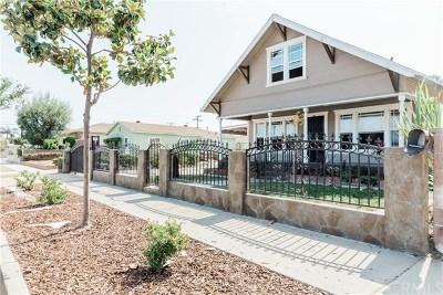Stanton Single Family Home For Sale: 10831 Rose St