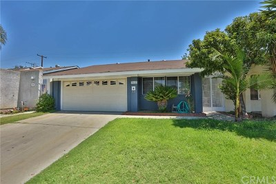 Santa Fe Springs Single Family Home For Sale: 9112 Pioneer Boulevard