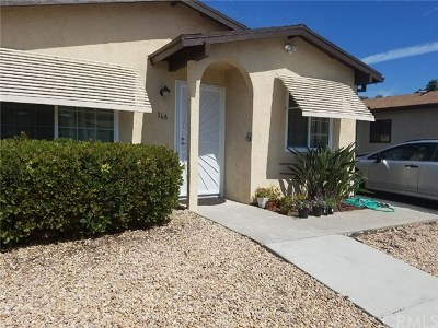 Oceanside Single Family Home For Sale: 166 De La Rondo