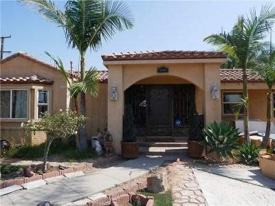 Pico Rivera Single Family Home For Sale: 9045 Terradell Street