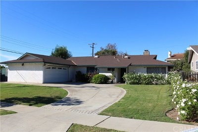 La Habra Single Family Home For Sale: 981 Flamingo Way