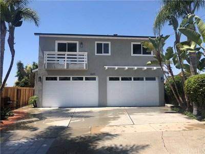Dana Point Multi Family Home For Sale: 26291 Via California