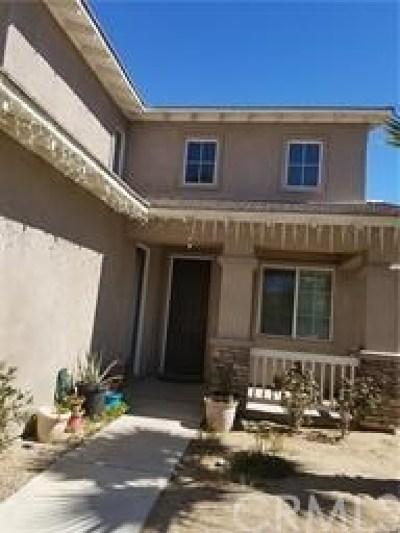 Adelanto Single Family Home For Sale: 15039 Strawberry Lane