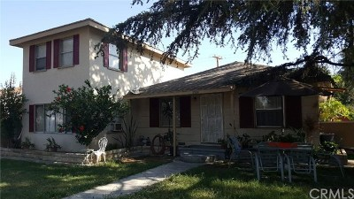 Fullerton Single Family Home For Sale: 2524 W Valencia Drive