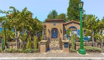 Fullerton Single Family Home For Sale: 1319 Skyline Drive