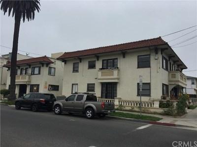 Long Beach Multi Family Home For Sale: 1501 E 2nd Street