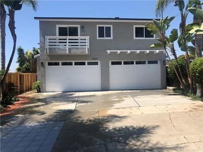 Dana Point Single Family Home For Sale: 26291 Via California #A & B