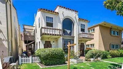 Belmont Shore (Bsd) Single Family Home For Sale: 129 Park Avenue