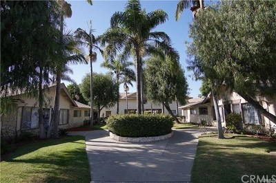 Orange County Condo/Townhouse For Sale: 1602 N King Street #R4