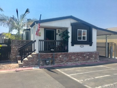 Orange County Mobile Home For Sale: 344 Mayflower