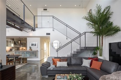 Long Beach Condo/Townhouse Active Under Contract: 115 W 4th Street #PH 4