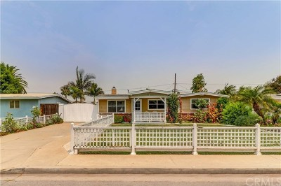 Costa Mesa Single Family Home For Sale: 610 West Bay Street