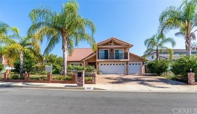 Diamond Bar Single Family Home For Sale: 21837 Santaquin Drive