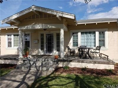 Orange Multi Family Home For Sale: 539 E Van Bibber Avenue