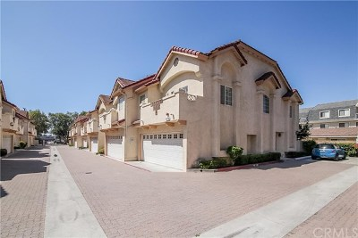 Buena Park Condo/Townhouse For Sale: 8177 4th Street #B