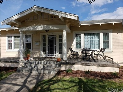 Orange Single Family Home For Sale: 539 E Van Bibber Avenue