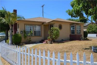Santa Ana Single Family Home For Sale: 1302 N Flower Street