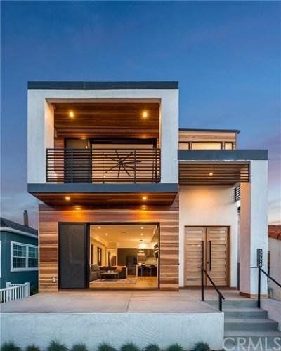 Long Beach Single Family Home For Sale: 5776 Campo Walk
