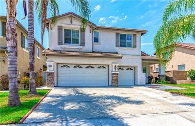Chino Hills Single Family Home For Sale: 16300 Davinci Drive