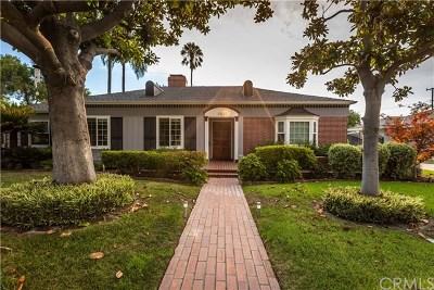 Santa Ana Single Family Home For Sale: 2300 N Flower Street