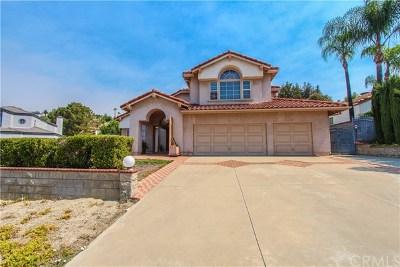 Walnut Single Family Home For Sale: 22037 La Puente Road