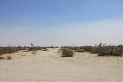 Adelanto CA Residential Lots & Land For Sale: $39,800