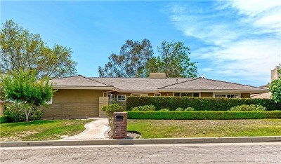 Fullerton Single Family Home For Sale: 1525 Kroeger Avenue
