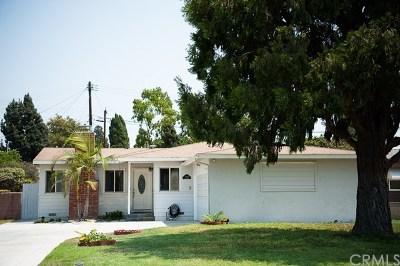 Garden Grove Single Family Home For Sale: 11762 Acorn Street