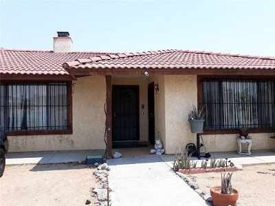 Hesperia Single Family Home For Sale: 11951 Oakwood Avenue