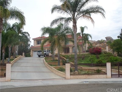 Riverside Rental For Rent: 11837 Ridgecrest Drive