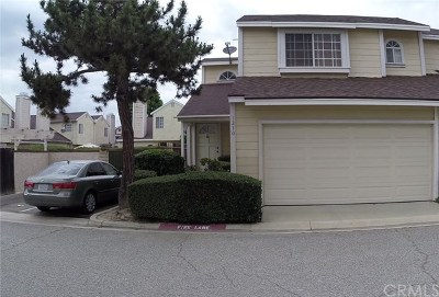 Pomona Condo/Townhouse For Sale: 1270 Bayport Circle