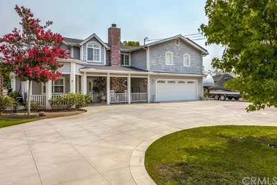 Orange CA Single Family Home For Sale: $1,795,000