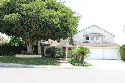 Anaheim Hills Single Family Home For Sale: 7096 E Blackbird Lane