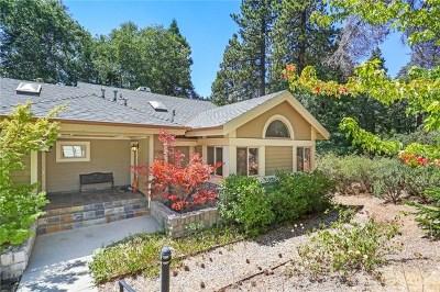 Lake Arrowhead Condo/Townhouse For Sale: 27115 Sugar Pine Drive