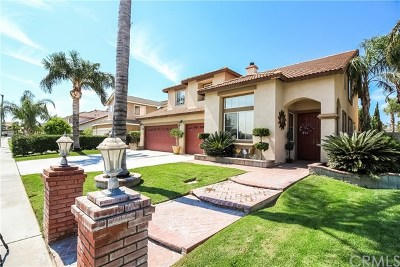 Single Family Home For Sale: 15590 Eastwind Avenue