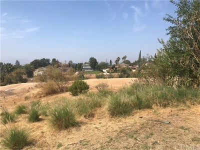 Riverside Residential Lots & Land For Sale: 6401 Peralta Place