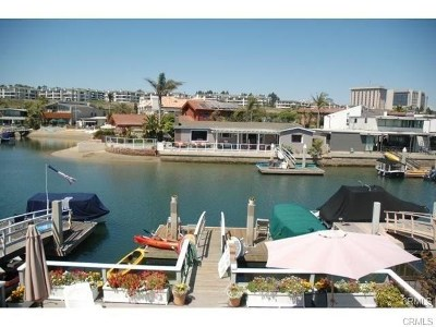 Newport Beach, Newport Coast, Corona Del Mar Rental For Rent: 4006 Channel Place