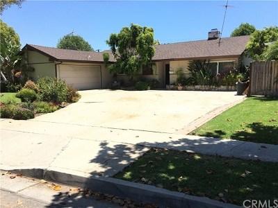La Habra Rental For Rent: 2240 Orchid Avenue