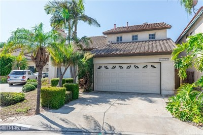 Whittier Single Family Home For Sale: 16524 La Quinta Way