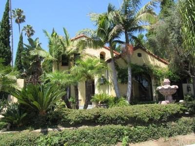 Long Beach Single Family Home For Sale: 4441 E Broadway