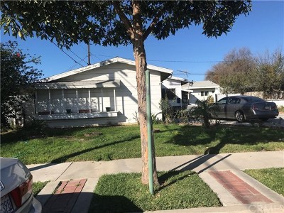 Anaheim Single Family Home For Sale: 1005 N Modena Place