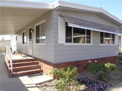 Yorba Linda Mobile Home For Sale: 3755 Lake Grove