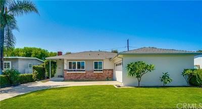 Long Beach Single Family Home For Sale: 2845 Radnor Avenue