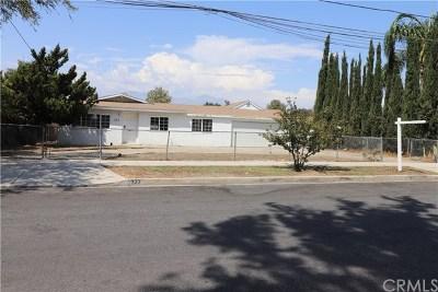 Ontario Single Family Home For Sale: 323 E Locust Street