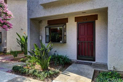 Placentia Condo/Townhouse For Sale: 318 Maui Drive