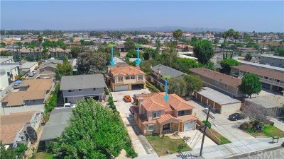 Costa Mesa Condo/Townhouse For Sale: 1992 Anaheim Avenue #A, B, C