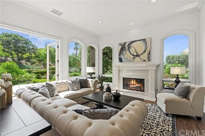 Laguna Niguel Single Family Home Active Under Contract: 1 Poppy Hills Road