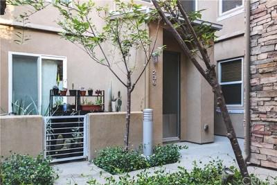 Santa Ana Condo/Townhouse For Sale: 236 E Jeanette Lane