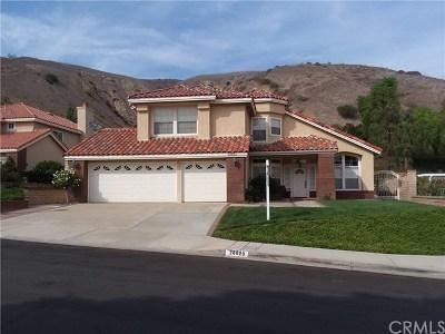 Yorba Linda Single Family Home For Sale: 28625 Evening Breeze Drive